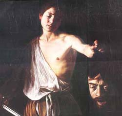 David with the Head of Goliath (1610)
