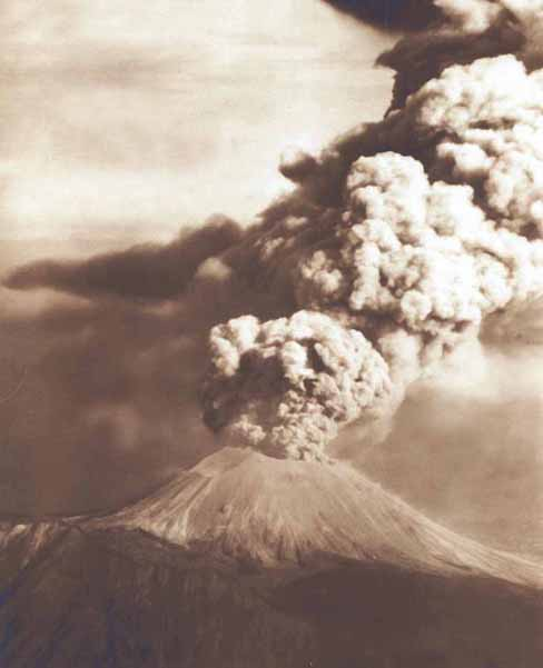 Vesuvius 1944 eruption