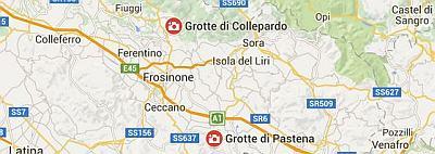 Frosinone Italy Map.Naples Life Death Miracle